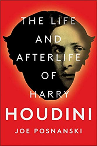 New Book by Joe Posnanski The Life and Afterlife of Harry Houdini talks about our own Dorothy Dietrich as